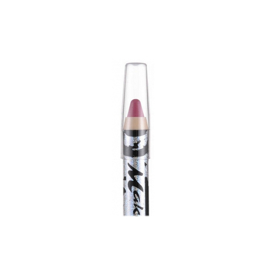 Image of Make-up oogpotlood met roze glitters