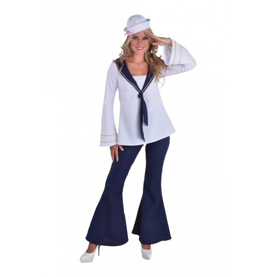Image of Matrozen broek met blouse