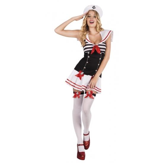 Image of Matrozen jurkje voor dames