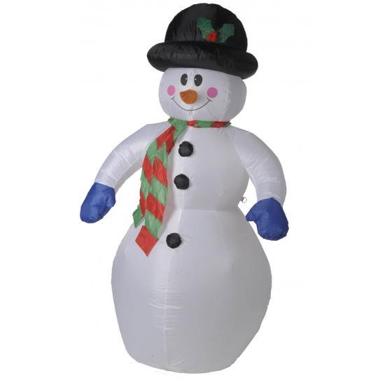 Image of Mega decoratie sneeuwpop