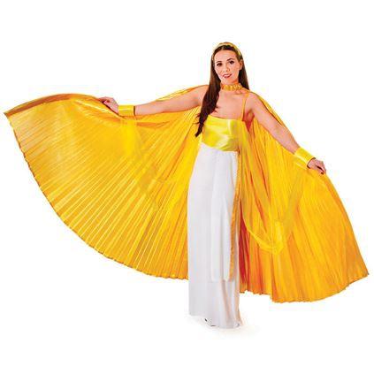 Mega vleugels goud