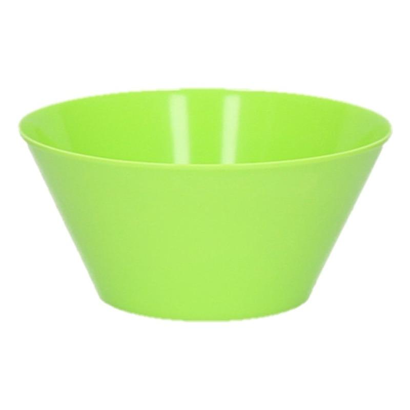 Image of Melamine schaal groen 14 cm