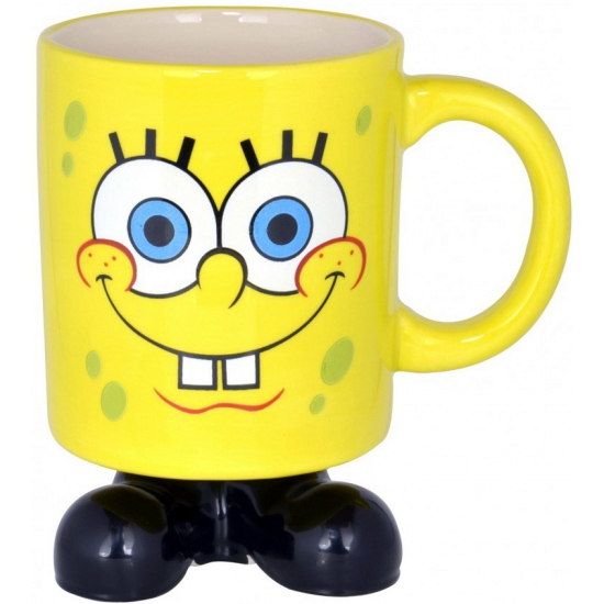 Image of Melk mok Sponge Bob 3D