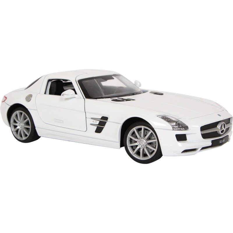 Image of Mercedes Benz SLS speel auto
