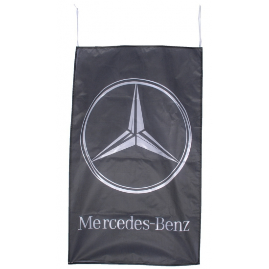 Image of Mercedes-Benz vlag 150 x 90 cm