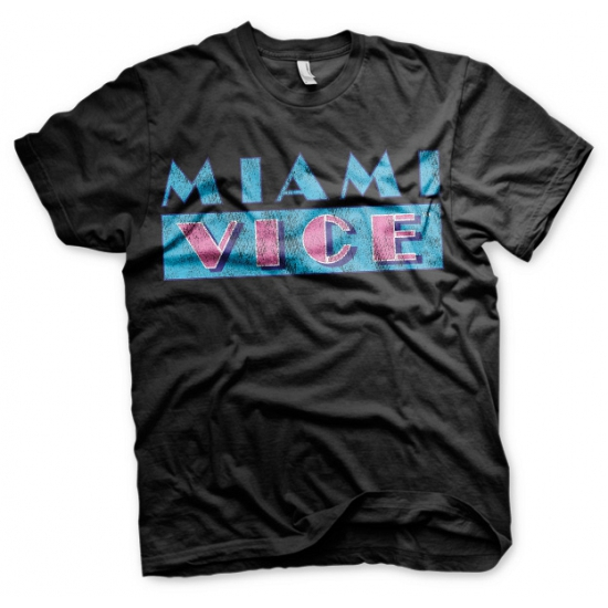 Image of Miami Vice t-shirt heren