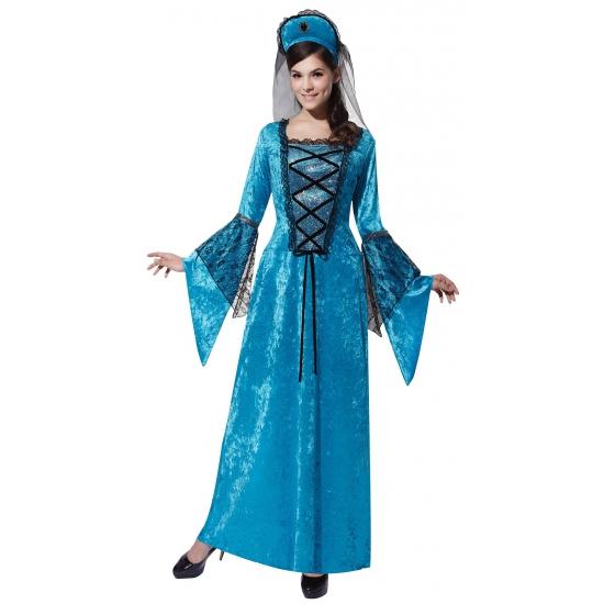 Middeleeuwen dames verkleedkleding