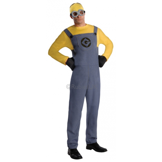 Image of Minion outfit voor heren