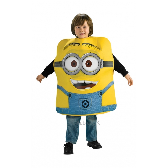 Image of Minion outfit voor kinderen
