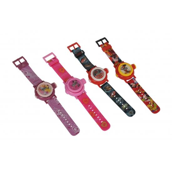 Image of Minnie Mouse horloge voor kinderen