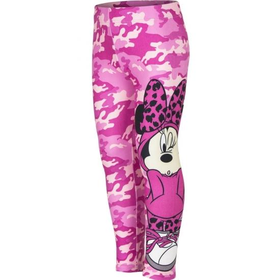 Image of Minnie Mouse legging roze voor meisjes