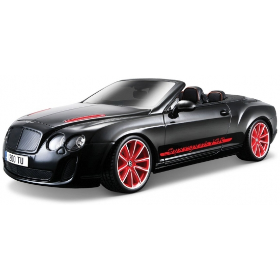 Image of Modelauto Bentley Continental Supersports cabrio