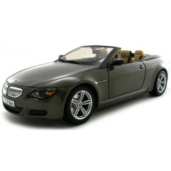 Image of Modelauto BMW M6 cabrio