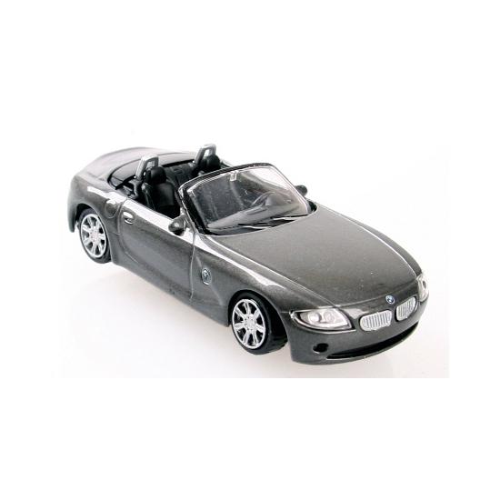 Image of Modelauto BMW Z4 die cast grijs