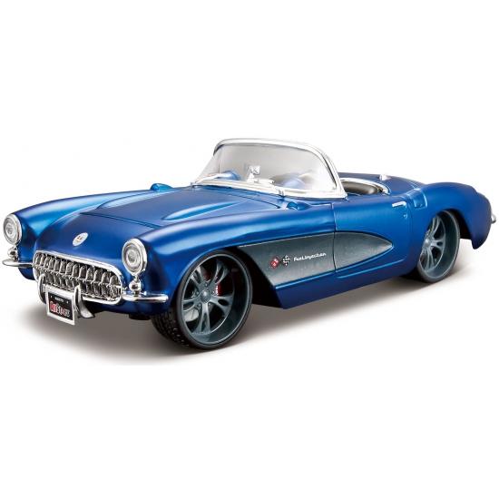 Image of Modelauto Chevrolet Corvette cabrio 1957