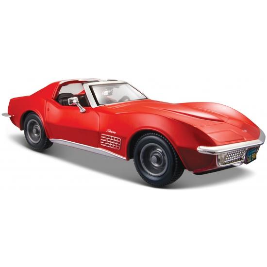 Image of Modelauto Chevrolet Corvette cabrio 1970