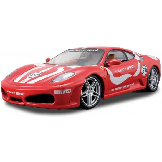 Image of Modelauto Ferrari F430 1:24