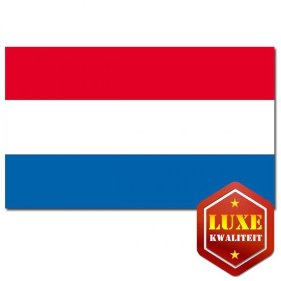 Nederlandse landen vlag 150x225cm