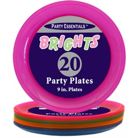 Image of Neon borden 20 stuks