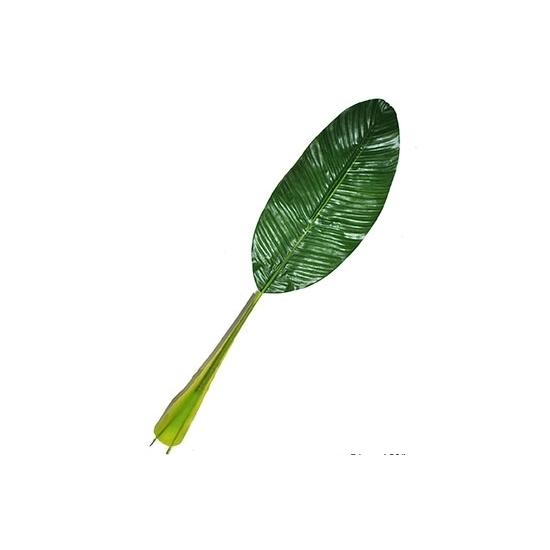 Image of Nep bananen bladeren 74 cm