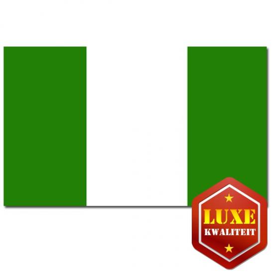 Nigeriaanse landen vlaggen