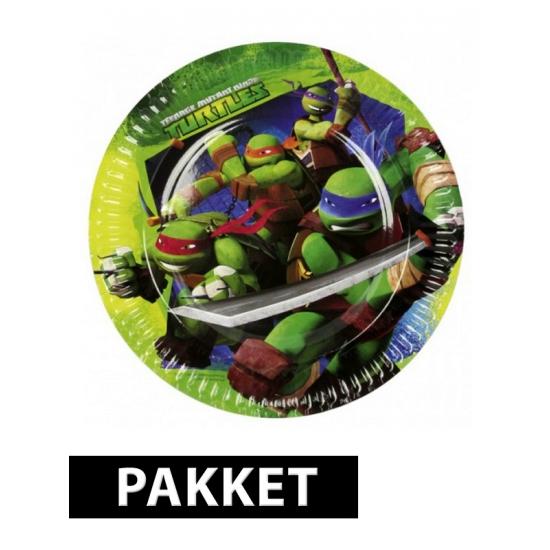 Image of Ninja feestje pakket