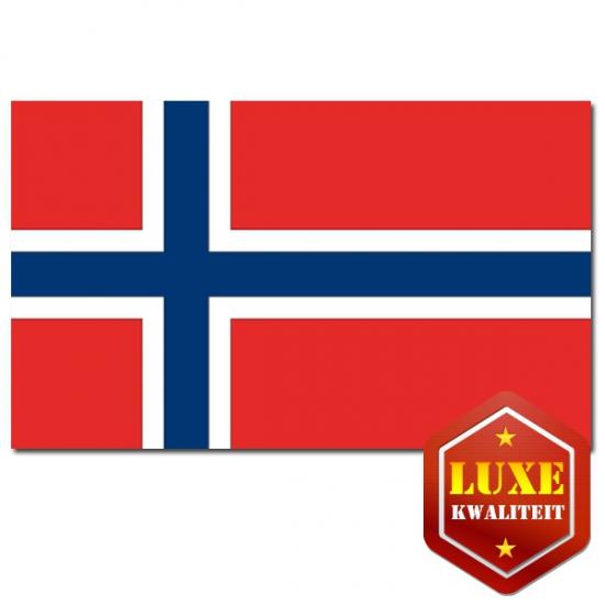 Noorse vlaggen 100x150 cm