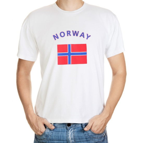Image of Noorwegen t-shirt