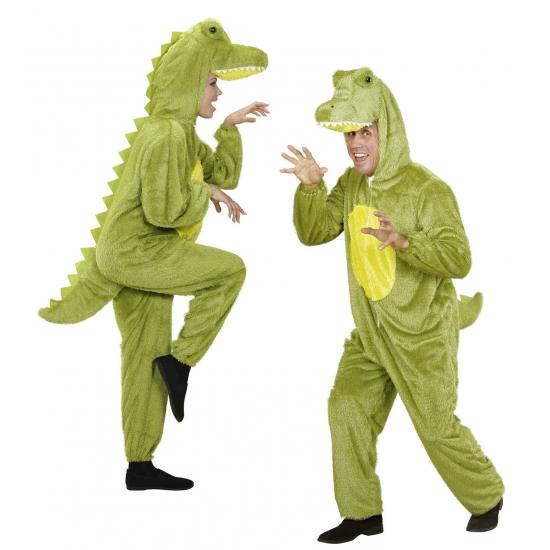 Image of Onesie dierenpakken Krokodil