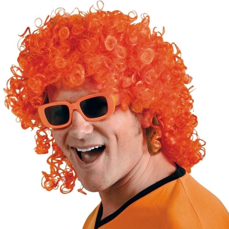 Image of Oranje feestpruik