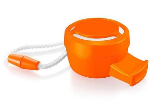 Oranje fluitje WK