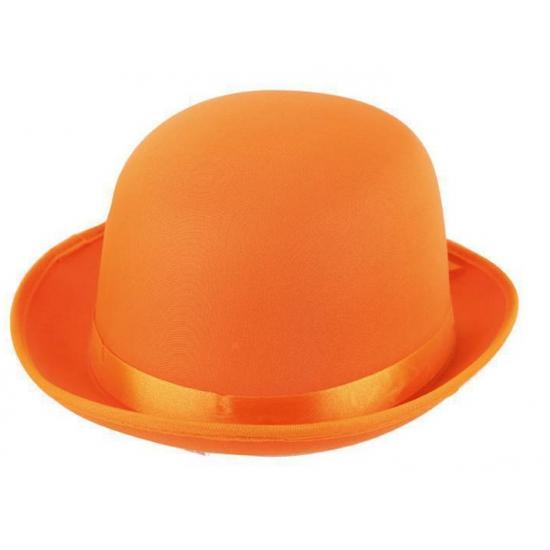 Oranje hoedjes voor volwassenen