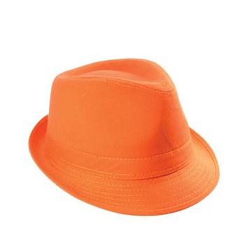 Oranje hoedjes