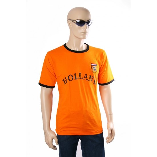 Oranje Holland supporters t shirt