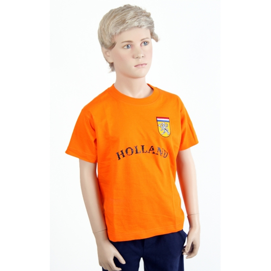 Image of Oranje Holland supporters t-shirt