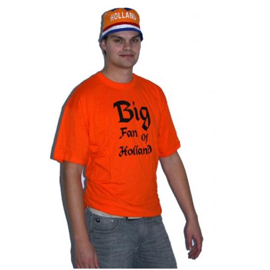 Oranje voetbal shirts Big Fan