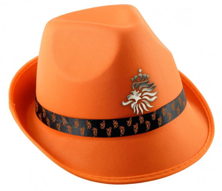 Oranje voetval hoeden KNVB