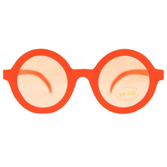 1215fe4e5fc1e9 Grote witte zonnebril met roze glazen Geen Kopen  vanaf 3.95 ...
