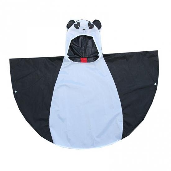 Image of Panda thema poncho