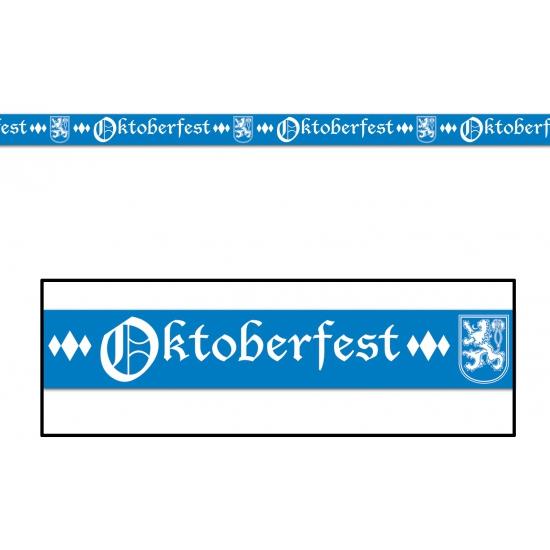 Image of Party afzetlint Oktoberfest