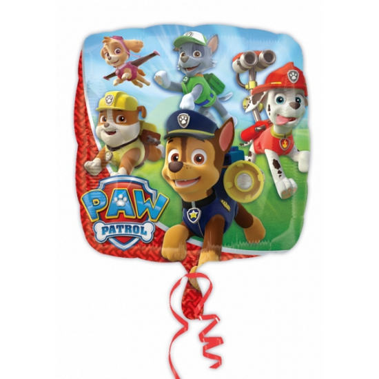 Image of Paw Patrol folie ballon