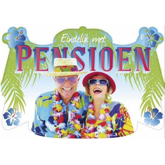Image of Pensioen huldeborden