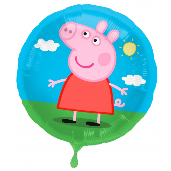 Image of Peppa Big folieballon 43 cm