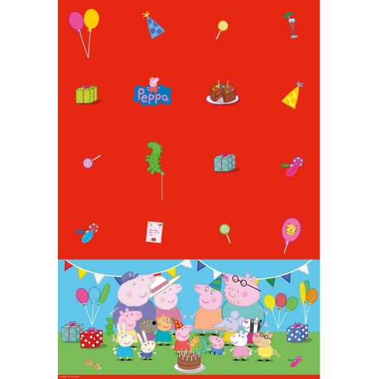 Image of Peppa Big tafelkleed 130 x 180 cm