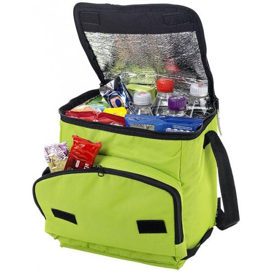 Image of Picknick koeltas lime groen