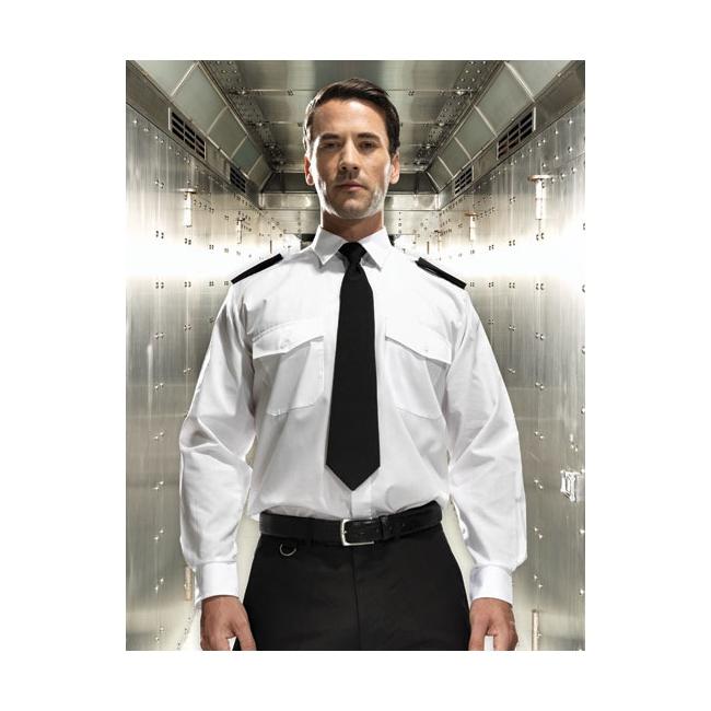 Image of Piloten shirts met lange mouwen