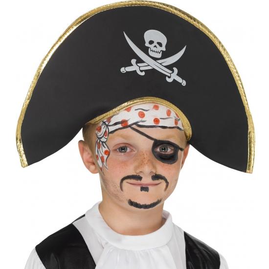 Image of Piraten accessoires kinderhoed
