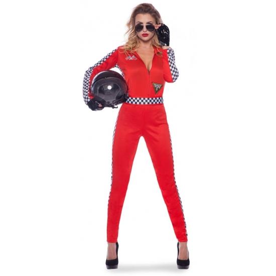 Image of Pitstop race jumpsuit voor dames