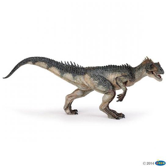 Image of Plastic allosaurus dinosaurus 24,5 cm