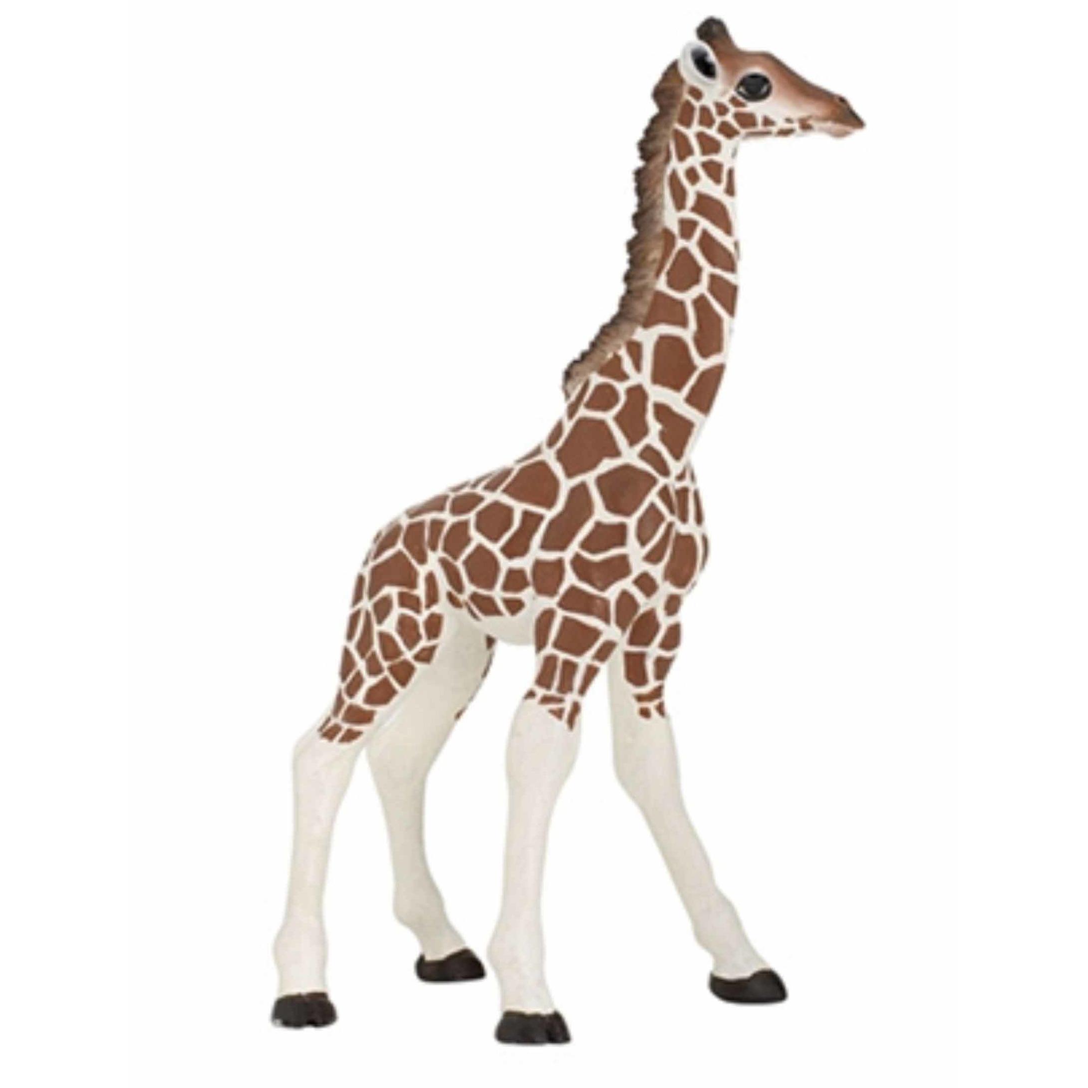 Image of Plastic baby giraffe 9 cm